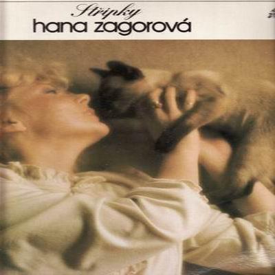 LP Střípky / Hana Zagorová, 1980-81