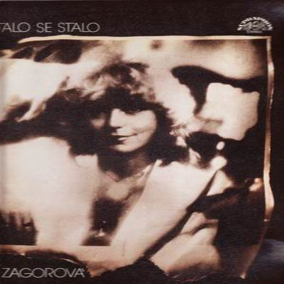 LP Co stalo se stalo / Hana Zagorová, 1984