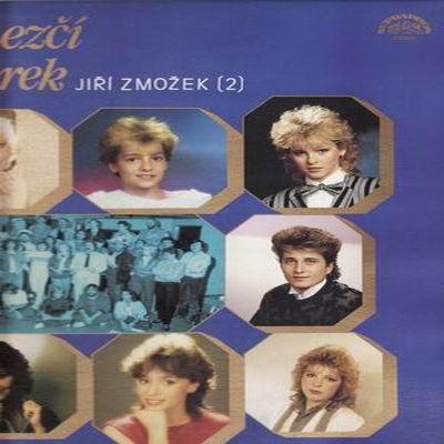 LP Nejhezčí dárek 2. / Jiří Zmožek, 1986