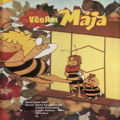 LP Včelka Mája 3. / 1986