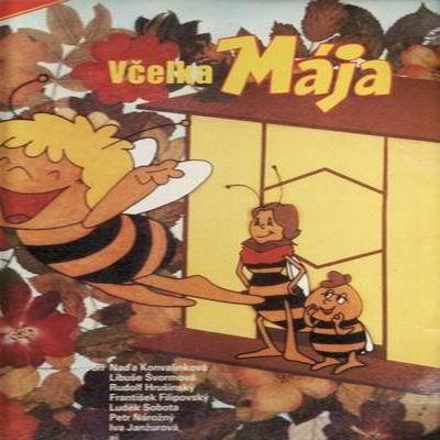 LP Včelka Mája 2. / 1985