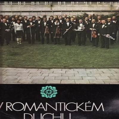LP V romantickém duchu / Orchestr studio Brno, 1974