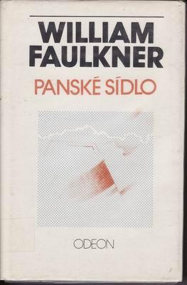 Panské sídlo / William Faulkner, 1987