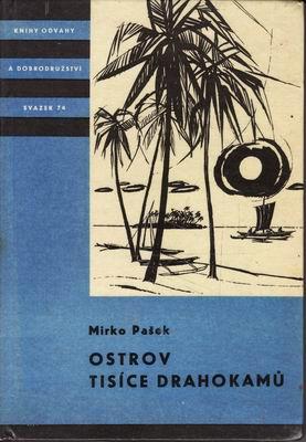 KOD s. 074 Ostrov tisíce drahokamů / Mirko Pašek, 1964