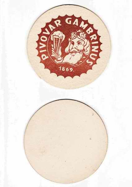 Pivovar Gambrinus 1869, hnědý