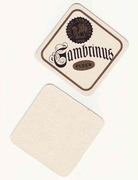 Gambrinus, pivovar Gambrinus 1869, Plzeň