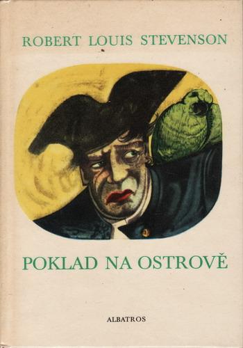 Poklad na ostrově / Robert Louis Stevenson, 1989
