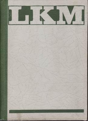 Pod zemí hřmí / Edwin Lanham, 1948