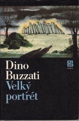 Velký portrét / Dino Buzatti, 1980