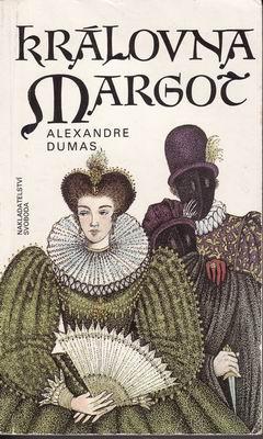 Královna Margot, Alexandre Dumas, 1992