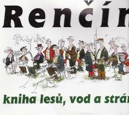 Kniha lesů, cod a strání / Vladimír Renčín, 2000