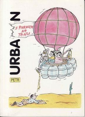 S pivrncem na tahu / Petr Urban, 1992