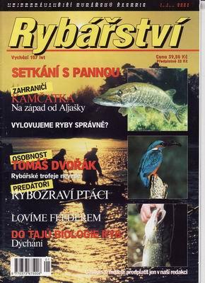 2004/01 časopis Rybářství