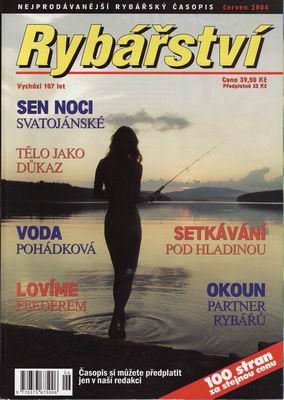 2004/06 časopis Rybářství