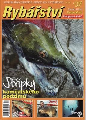 2007/02 časopis Rybářství
