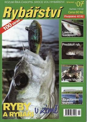2007/03 časopis Rybářství