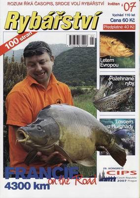 2007/05 časopis Rybářství