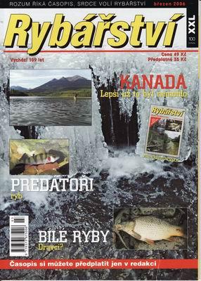 2006/03 časopis Rybářství