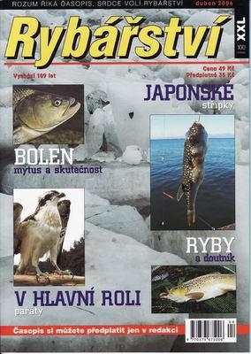 2006/04 časopis Rybářství