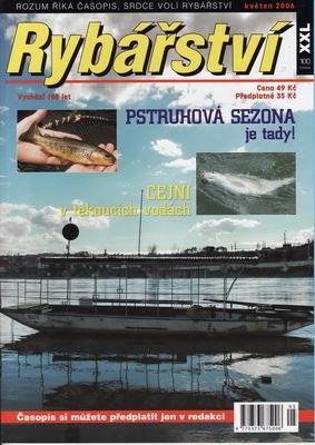 2006/05 časopis Rybářství