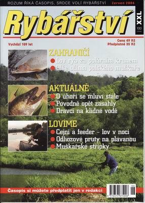 2006/06 časopis Rybářství