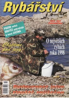 1999/03 časopis Rybářství