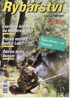 1999/05 časopis Rybářství