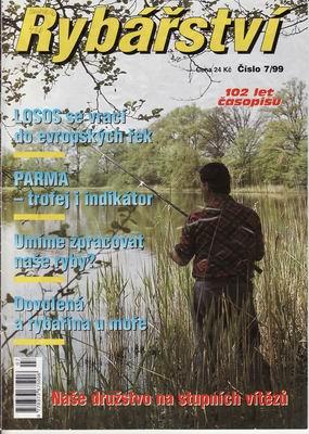 1999/07 časopis Rybářství