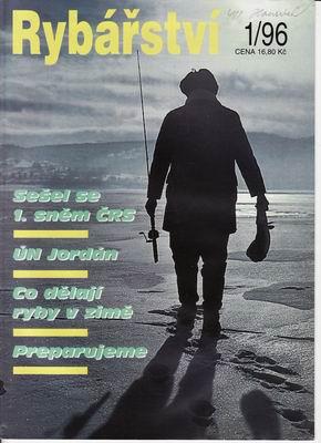 1996/01 časopis Rybářství
