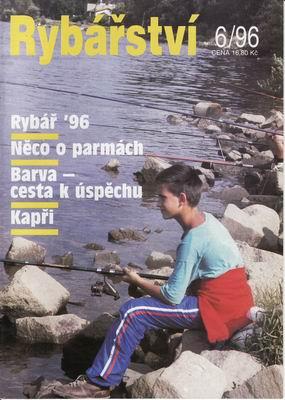 1996/06 časopis Rybářství