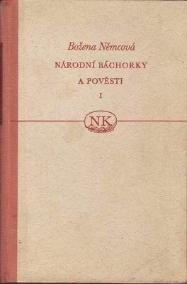 Národní báchorky a pověsti / Božena Němcová, 1953
