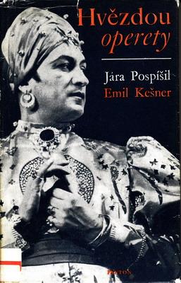 Hvězdou operety / Jára Pospíšil, Emil Kešner, 1978
