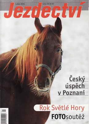 2004 / leden - Jezdectví, časopis