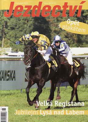 2003 / listopad - Jezdectví, časopis