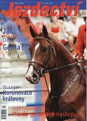 2005 / říjen - Jezdectví, časopis