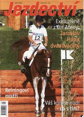 2004 / září - Jezdectví, časopis