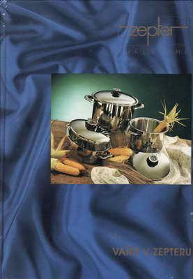 Vařit v Zepteru / Kuchařka Zepteru, 1988