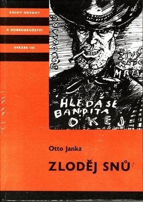 KOD s. 165 Zloděj snů / Otto Janka, 1984